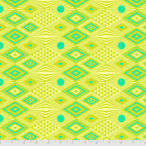 Tula Pink - Daydreamer - PWTP096.Pineapple