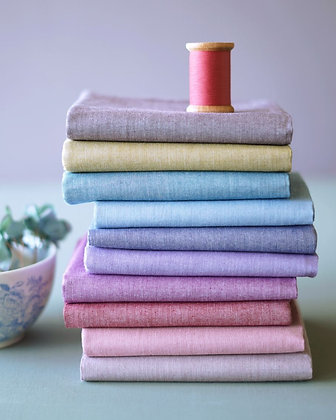 Tilda Chambray Half Metre Bundle