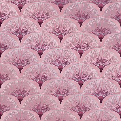 Melba Fan Pink 0005-6