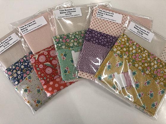 Tilda Easter Bunny Kits