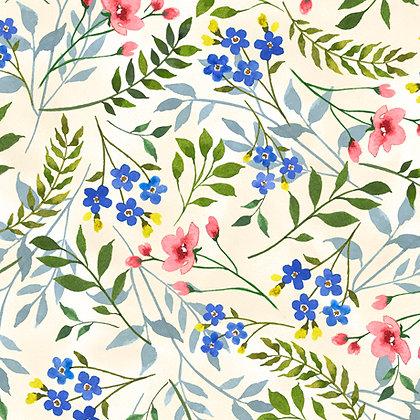 QT Fabrics - Wildflower Farm - 28149E