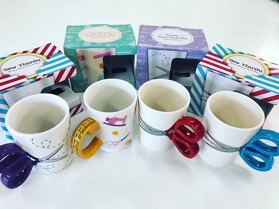 Sew Thirsty Mugs