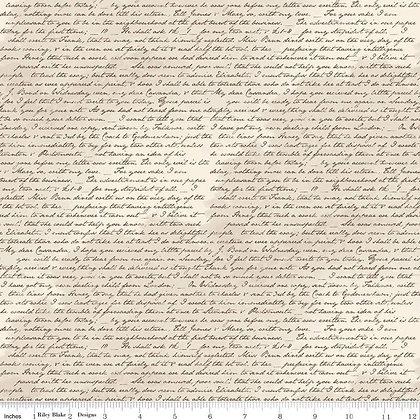 Jane Austen At Home Correspondence - C10018