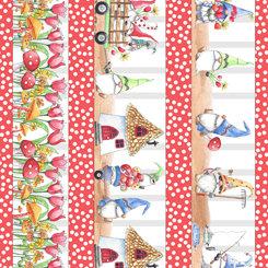 Gnomesville By QT Fabrics 27662R
