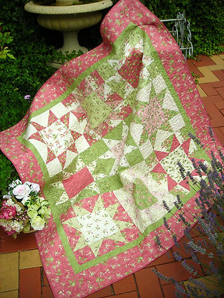 Scrumpy Stars Pattern by The Rivendale Collection