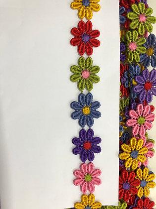 Flower Guipure Lace #475047
