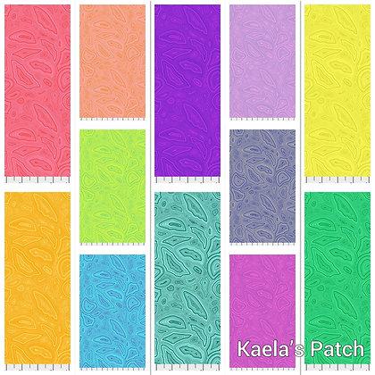 Tula Pink - Tula True Mineral Fat Quarter Bundle