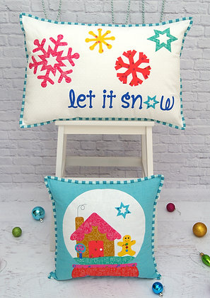 SnowGlobe and SnowFlakes Quick Cut Kit