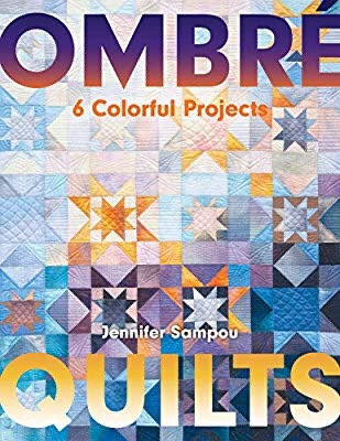 Ombré Book by Jannifer Sampou