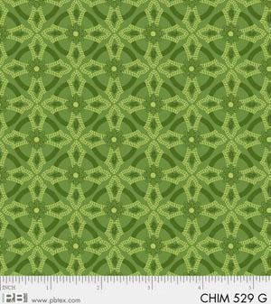 Christmas Chimes by PB Textiles 529G