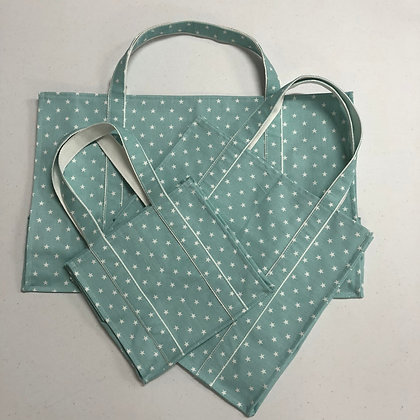 Kaela's Patch Grocery Shopping Bag Pattern