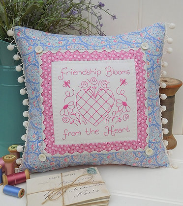 Friendship Blooms Pattern by The Rivendale Collection
