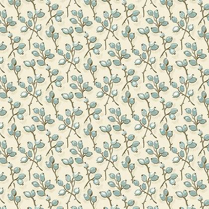 Andover Fabrics - Bluebird by Edyta Sitar - A9176.BL1