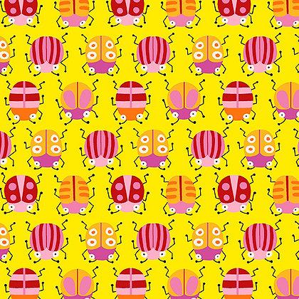 Buzzin Around - Lazin Around Yellow - A9383Y