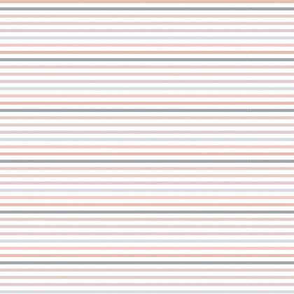 Baby on Trend Blush Stripe DV3339