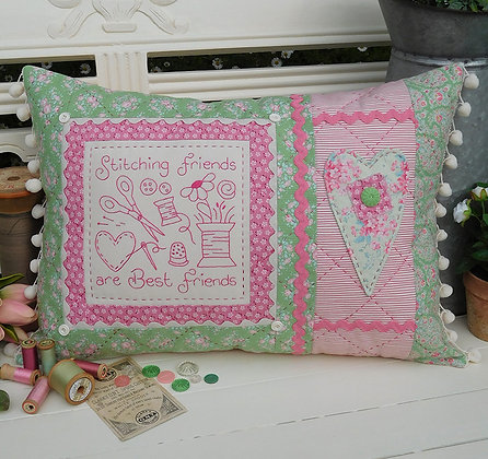 Stitching Friends Pattern by The Rivendale Collection