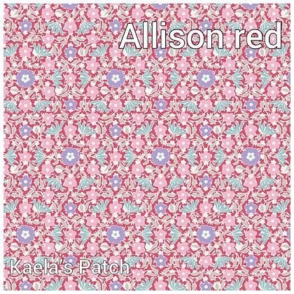 Tilda Bon Voyage Allison By The Metre
