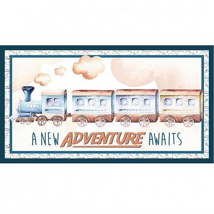 Grand Adventure Train Panel DV3450