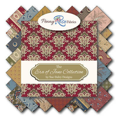 Era of Jane by Riley Blake Fat Quarter Bundle