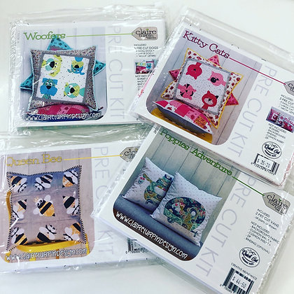 Claire Turpin Designs Quick Cut kits