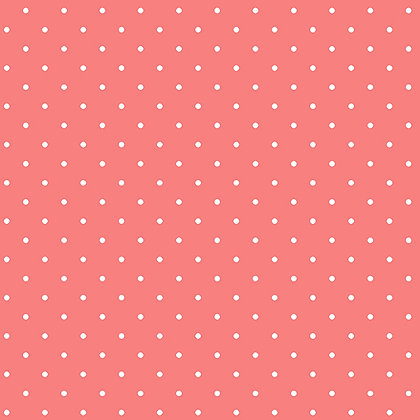 Sweet Shoppe Candy Dot -Grapefruit  A9235O1