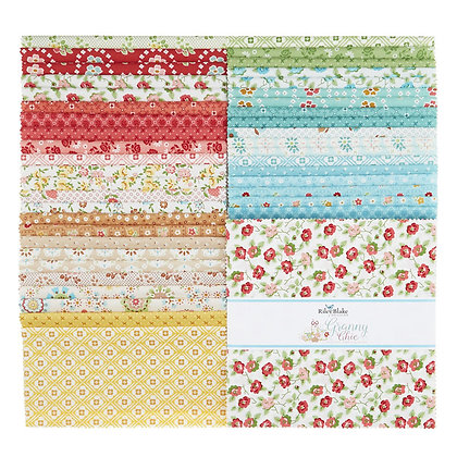 "Riley Blake Granny Chic by Lori Holt 10"" Stacker"