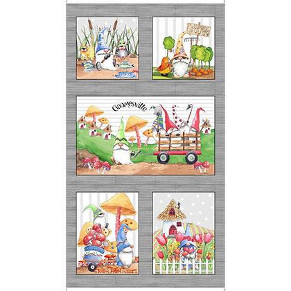 Gnomesville By QT Fabrics 27661K