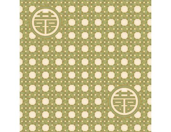 Summer Palace Green Wicker 0022-10