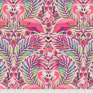 Tula Pink - Daydreamer - PWTP169.Dragonfruit