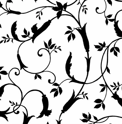 Summer Time White Backing Fabric PB4125W