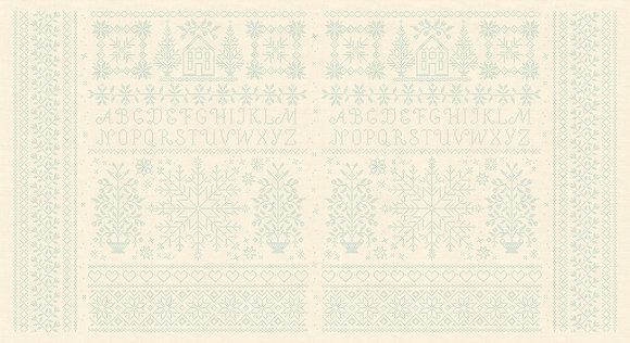 Andover Fabrics - Bluebird by Edyta Sitar - A9850B