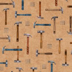 Dan Morris by QT Fabrics - A Little Handy - 28198A