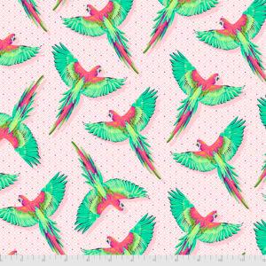 Tula Pink - Daydreamer - PWTP170.Dragonfruit