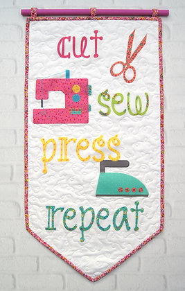 Cut, Press, Sew, Repeat Quick Cut Kit