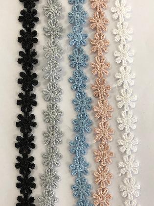 Guiper Floral Lace #002498