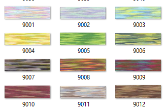 Cosmo Seasons Threads 9001-9020