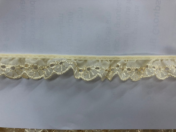 Gathered Cambric Lace #158147