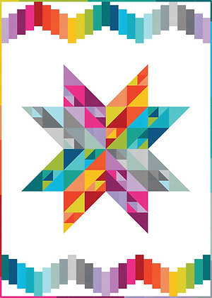Summer Star Quilt Kit