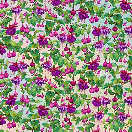 Henry Glass - Gossamer Garden Collection - 2653-10