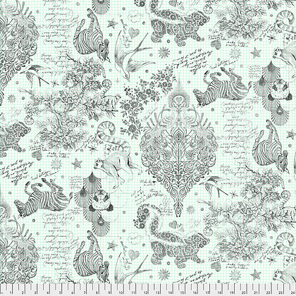 Tula Pink Linework Wide Back PWTP005.PAPER