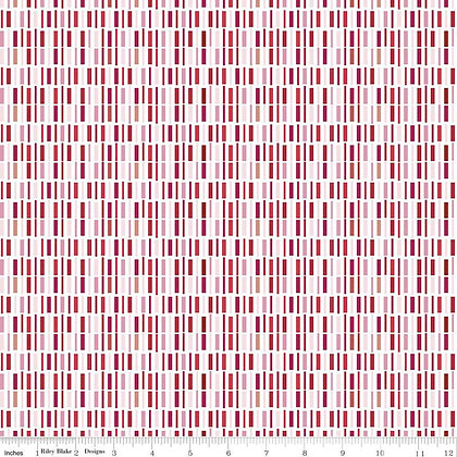 Riley Blake Designs - Holly Holiday - C10885.Pink