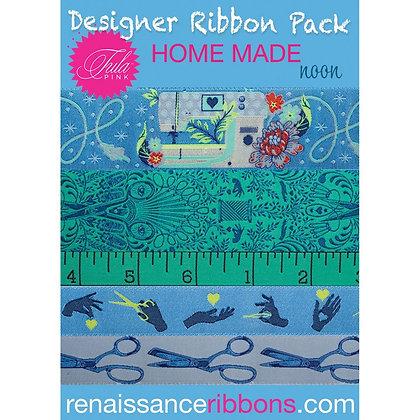 Tula Pink - Hardware - Homemade Noon Renaissance Ribbons Pack