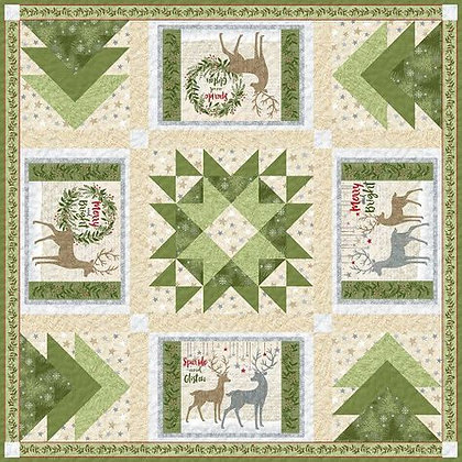 Holiday Meadow Table Topper Kit
