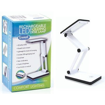 Triumph Recharging LED folding lamp