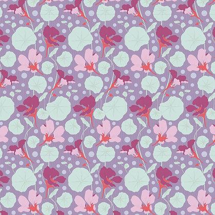 Tilda Gardenlife Collection -100308 Nasturtium Lavender