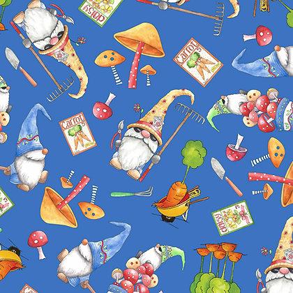 Gnomesville By QT Fabrics 27664B