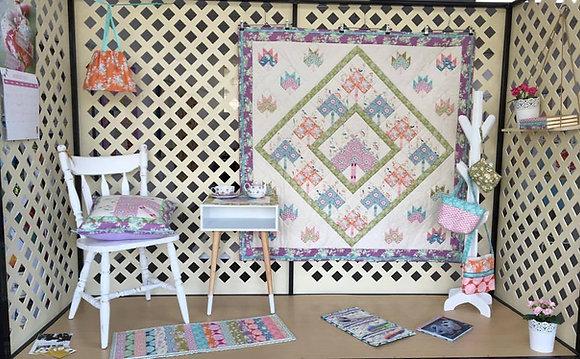 Kaela's Patch Harvest Maple Quilt Pattern