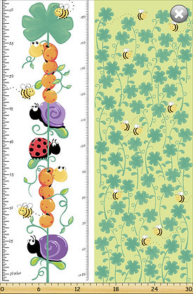 Leif Growth Panel by Susybee Fabrics SB20243-810
