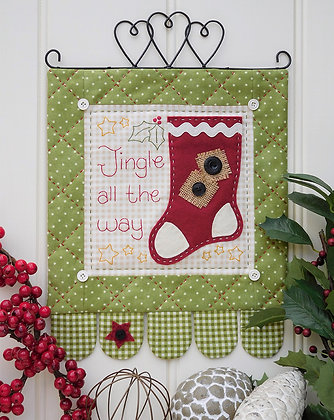 Jingle All The Way Pattern by The Rivendale Collection