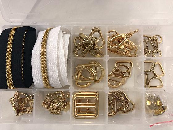 Sewalicious Baker - Gold Hardware Starter Box